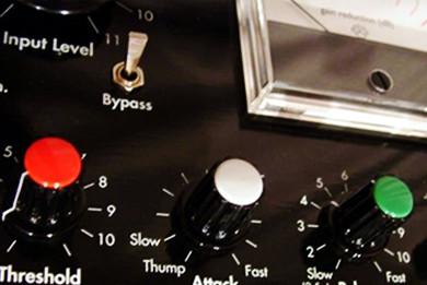 Chiswick Reach Stereo Valve Compressor
